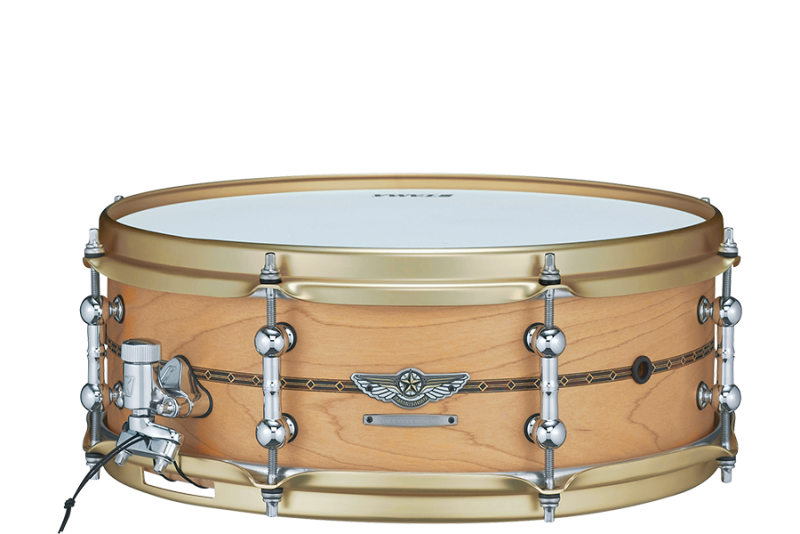 """TAMA【お取り寄せ商品】STAR Reserve Maple""""TLM145S"""" 14""""×5""""【送料無料】"""